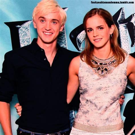 drago malefoy et hermione granger drago malefoy watson hermione granger