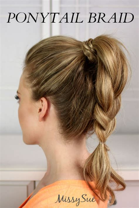 ponytail haircut where to position ponytail 17 best ideas about high ponytail braid on pinterest