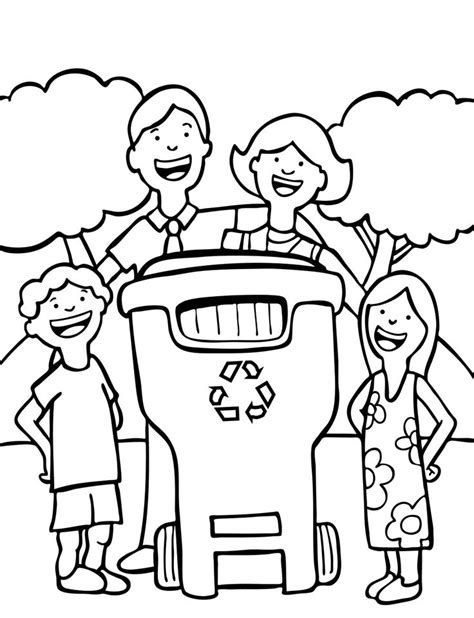 coloring pages for recycling recycle coloring page for the adventures of a plastic