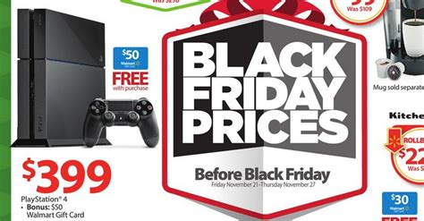Ps4 Black Friday Gift Card - ps4 with 50 gift card walmart deal gamespot