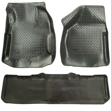 Floor Mats For Ford F250 by Floor Mats Ford F250 F350 F450 F550 Duty 00 07 Husky
