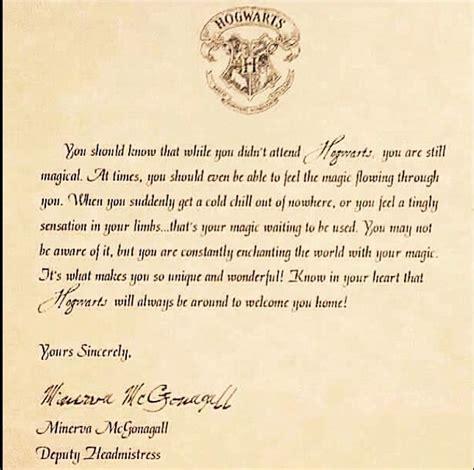 Hogwarts Acceptance Letter Quiz Hogwarts Letter Harry Potter Amino