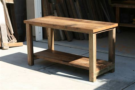 Kitchen Island Woodworking Plans Rustic Reclaimed Wood Kitchen Island Ideas The Clayton Design