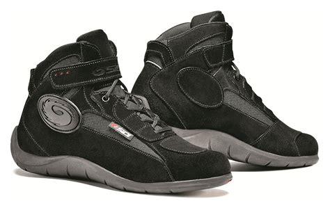 Sepatu Touring Sidi Doha Black sidi doha boots revzilla
