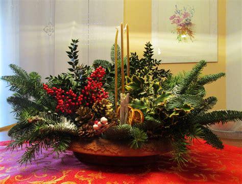 composizioni natalizie con candele artecarlacolombo composizioni naturale e decorazioni