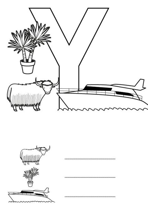 imagenes para colorear y escribir el nombre letra y dibujo para colorear e imprimir