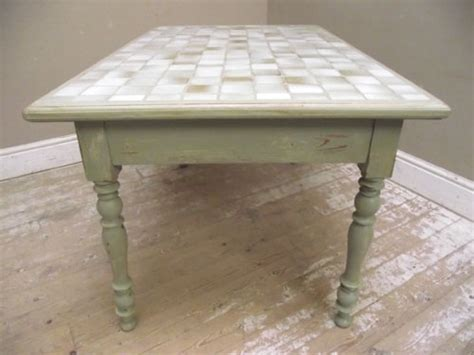 id2994 tile top kitchen table
