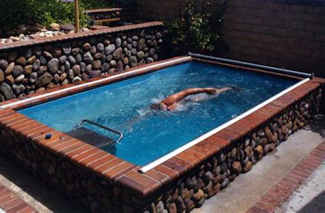 piscine interne casa piscina con onde