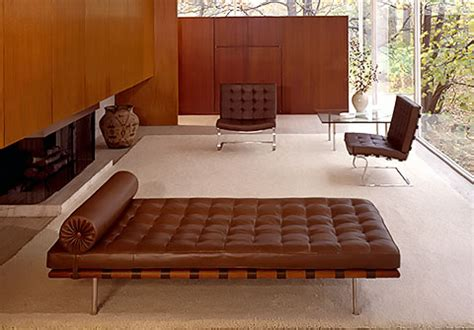 barcelona bed barcelona bed modern design classic by mies van der rohe