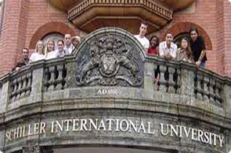 Schiller International Mba by Bachelor Of Science In International Business In Schiller