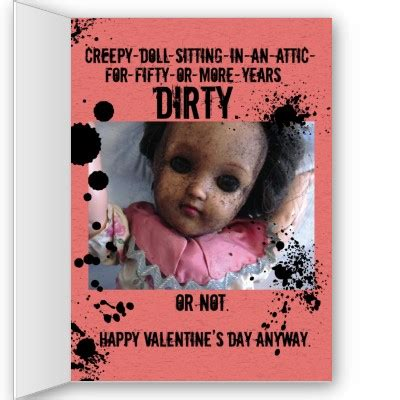 worst valentines day she me not worst s day cards of all time