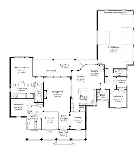 french acadian style house plans need butler pantry between kitchen and dining 2800 85