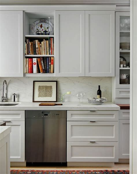 Kitchen Cabinets In Nyc White Marble Countertops Transitional Kitchen Best And Company Nyc