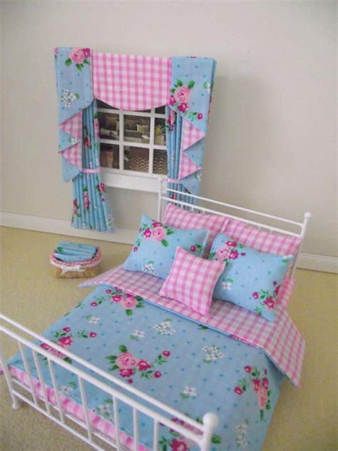 dolls house bedding items similar to handmade miniature dolls house furniture