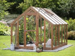 Arbors For Backyards Small Wooden Greenhouse Greenhouses Pinterest Wooden
