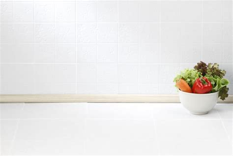 Countertop Wallpaper by How To Wallpaper Kitchen Countertops Home Guides Sf Gate