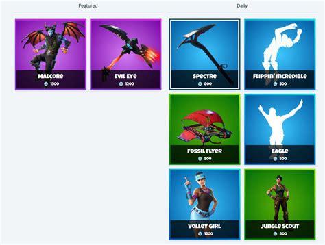 fortnite insider fortnite item shop 28th january all fortnite skins