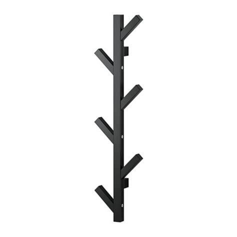 Ikea Tjusig Rack Gantungan Pintudinding Hitam tjusig gantungan ikea