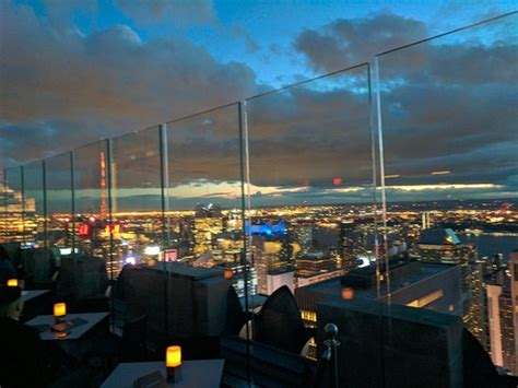 top of the rock bar new york bar 65 top of the rock bar area picture of bar sixtyfive new york city tripadvisor