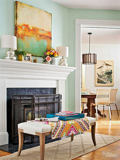decorating with color add color without paint