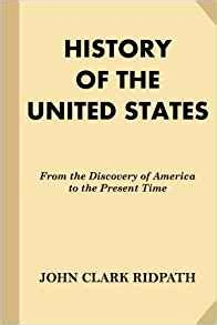 history of the united states guide series history of the united states from the discovery of