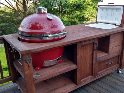 Outdoor Prep Table With Storage by Outdoor Prep Table With Sink Home Design Ideas