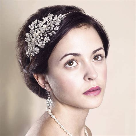 Wedding Headpiece by Handmade Wedding Headpiece By Rosie Willett