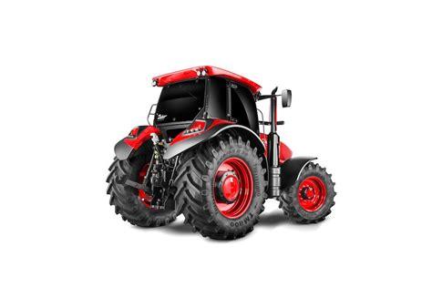 zetor design concept pininfarina reveals ferrari inspired super tractor