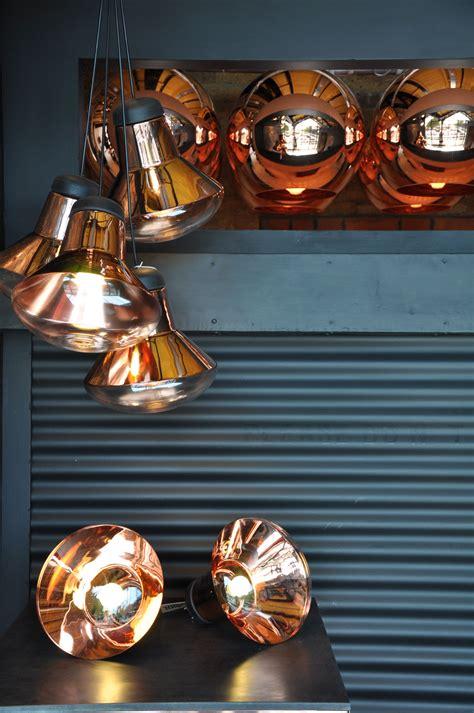 Pop Nosh Blew A Light W The 2 by Light L Copper By Tom Dixon