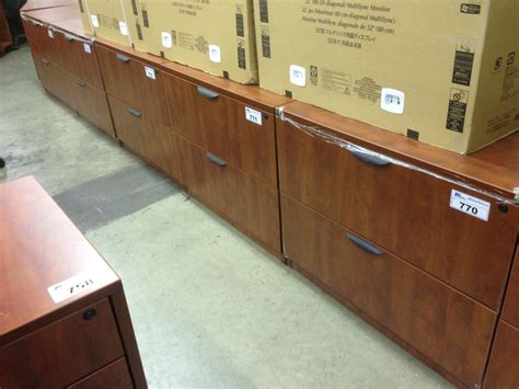 cherry lateral file cabinet 2 drawer cherry 2 drawer lateral file cabinet able auctions