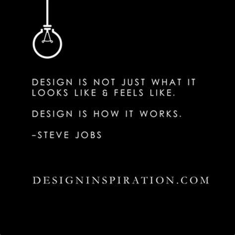 design inspiration jobs design steve jobs quote