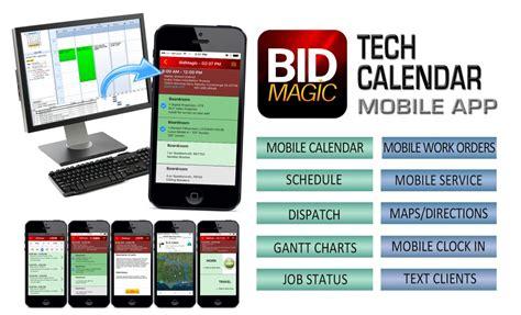 Tech Calendar Tech Calendar Bidmagic