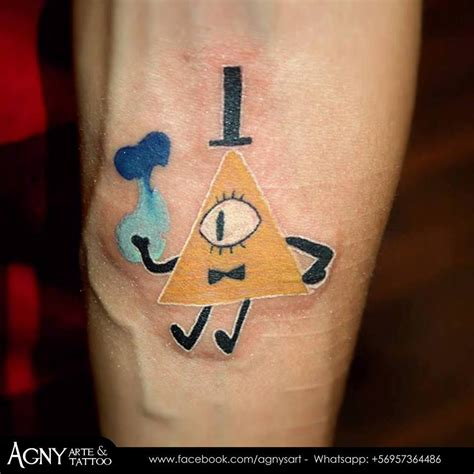 bills tattoo bill cipher gravity falls billcipher gravityfalls