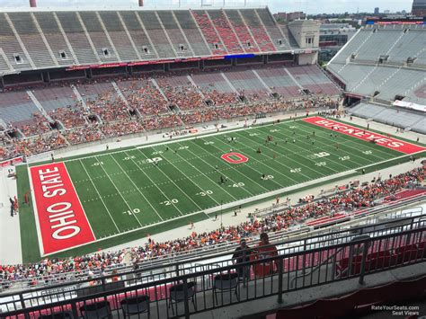 section 13 d ohio stadium section 13d rateyourseats com