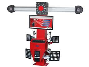 kds ii wheel alignment systems customized for aligning