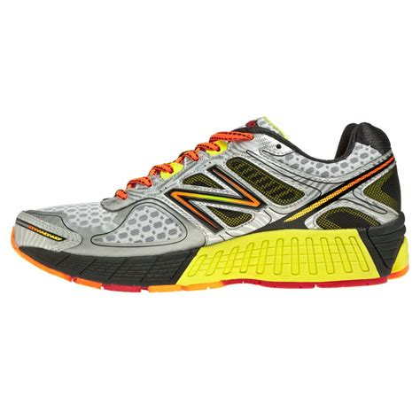 structured running shoes 860 v4 road running shoes silver green d width standard