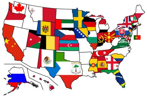 texas has some of the highest and the lowest costs of map showing countries us states search most for maps