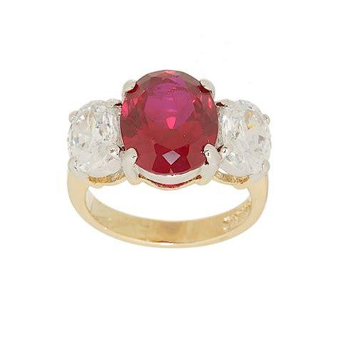 Big Ruby Sy 1 big ruby ring big ruby 187 10k black pearl ring