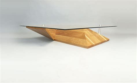 Origami Coffee Table - stylish and highly customizable origami coffee