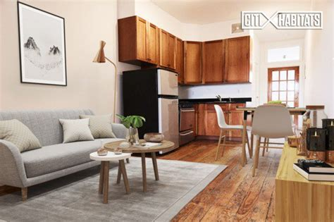 affordable williamsburg brooklyn  bedroom apartment naked apartments