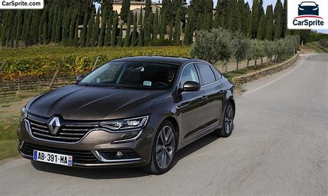 Renault Talisman 2017 Prices And Specifications In Qatar