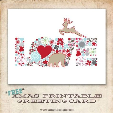 printable christmas cards for a loved one 1000 images about amen designs free printables on
