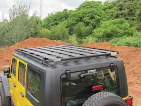 eezi awn k9 2 meter roof rack system for jeep wrangler jk 4 dr
