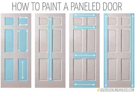 how to paint doors remodelaholic best diy door tips installation framing
