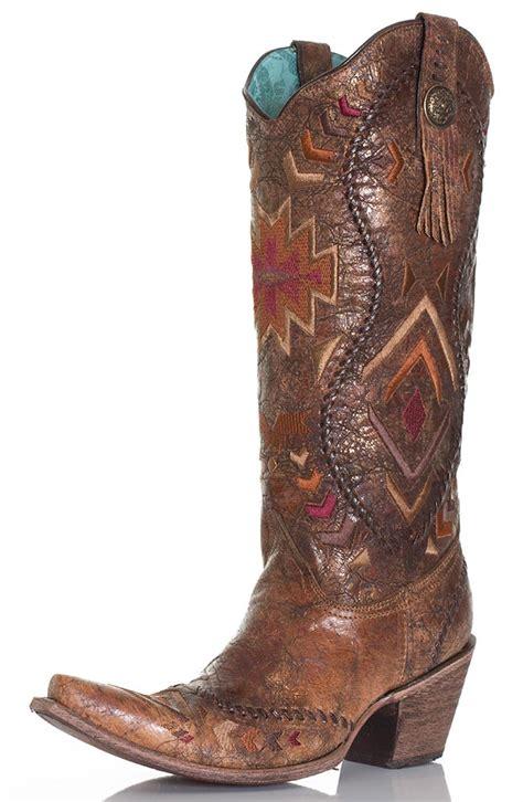 best for cowboy boots corral womens southwest top cowboy boots cognac