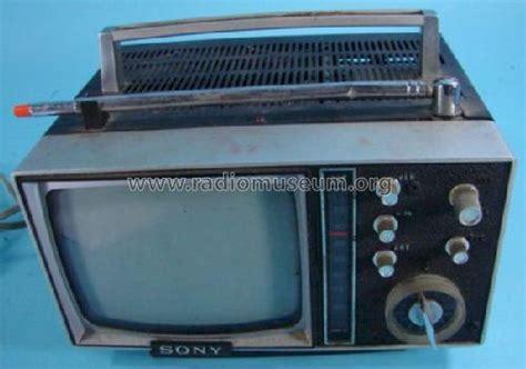 transistor tv all channel transistor television television sony corporatio