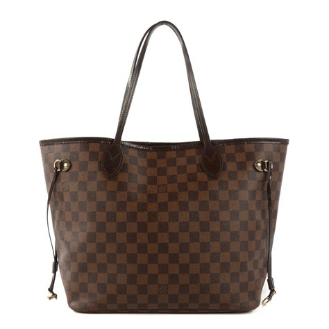 Neverfull Damiere louis vuitton damier ebene neverfull mm 116256