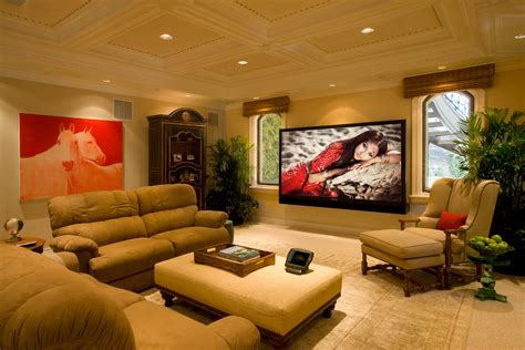 pics of rooms media rooms gallery