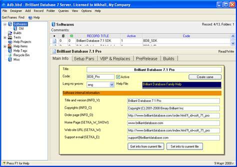 database software design and management brilliant