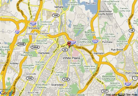 white plains new york map map of crowne plaza white plains downtown white plains
